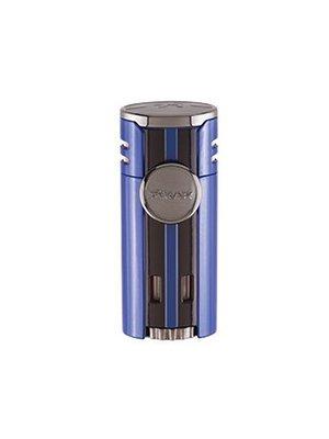 Xikar XIKAR HP4 Quad Lighter - Blue