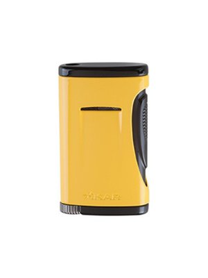 Xikar XIKAR Xidris Lighter - Canary Yellow