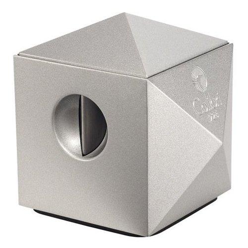 Colibri Colibri Quasar (2 in 1) Table Top Cigar Cutter - Silver