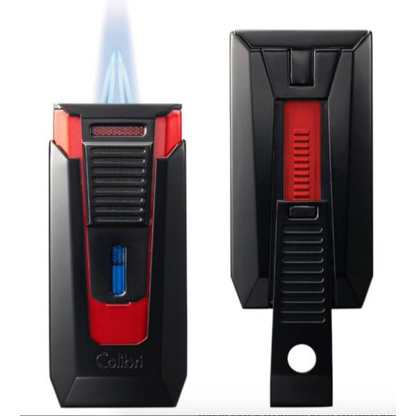 Colibri Slide Double Jet - Red and Black