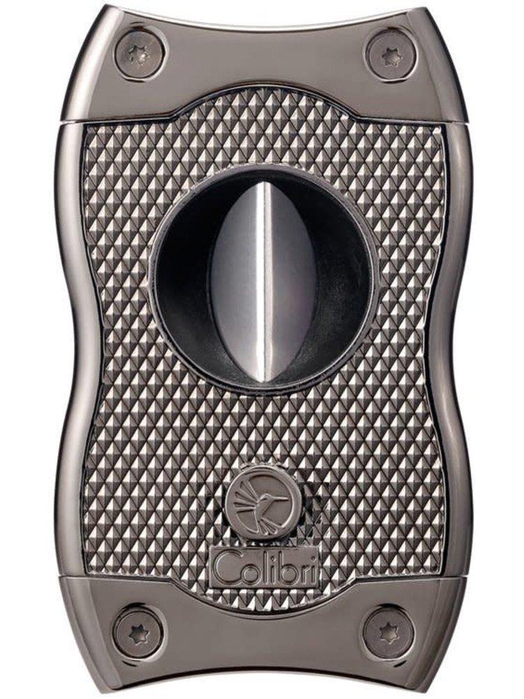 Colibri Colibri SV-CUT (2 in 1) Cigar Cutter - Gunmetal