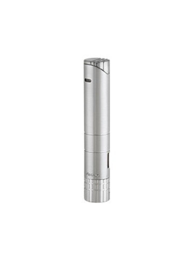 Xikar XIKAR Turrim Single Lighter - Silver
