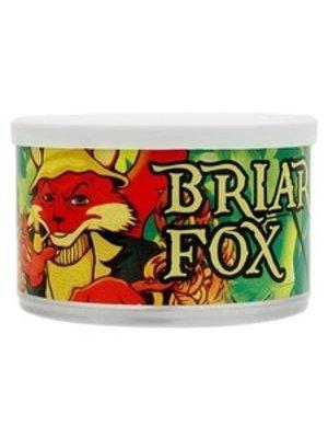 Cornell & Diehl C&D Pipe Tobacco Briar Fox Tins 2 oz.