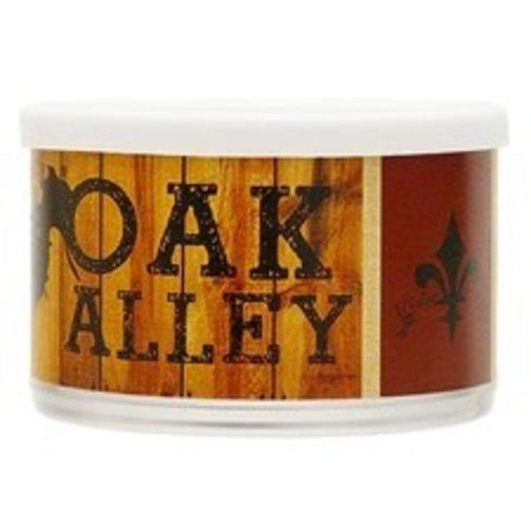 C&D Pipe Tobacco Oak Alley Tins 2 oz.