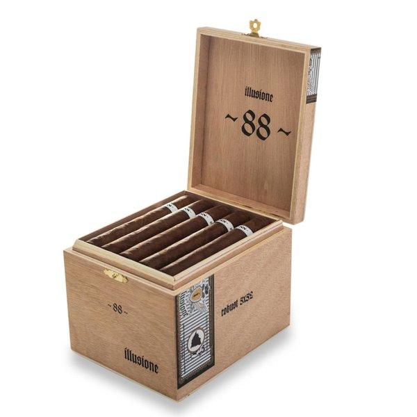 Illusione -88- Robusto - Box 25