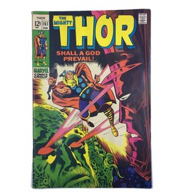 Marvel Comics Mighty Thor #161