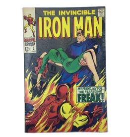 Marvel Comics Invincible Iron Man #3