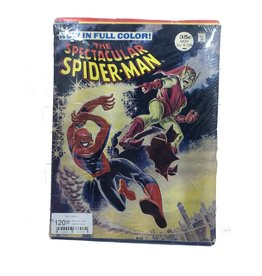 Marvel Comics Spectacular Spider-man Magazine #2 (.35 cover)