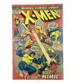 Marvel Comics X-men #75