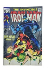Marvel Comics Invincible Iron Man #14
