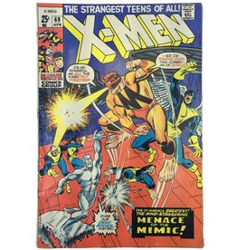 Marvel Comics X-men #69