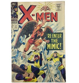 Marvel Comics X-men #27