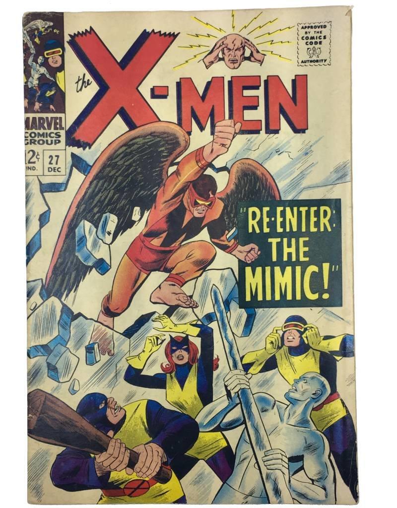Marvel Comics X-men #27