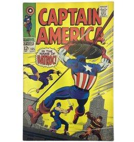 Marvel Comics Captain America #105
