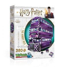 Harry Potter 3D Puzzle - The Knight Bus