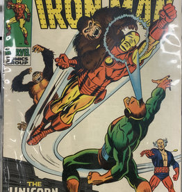 Marvel Comics Invincible Iron Man #15