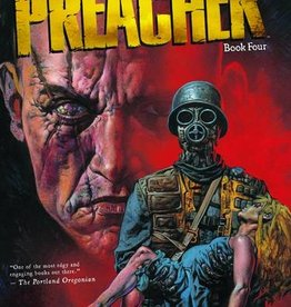 DC Comics Preacher Hardcover 04
