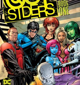 DC Comics Outsider by Judd Winick TP Volume 1