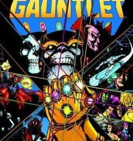 Marvel Comics Infinity Gauntlet TP