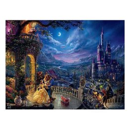 Ceaco Disney Thomas Kinkade Beauty and the Beast 300 piece puzzle
