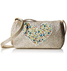 Peppercorn Kids Peppercorn Kids Glitter Purse - Gold