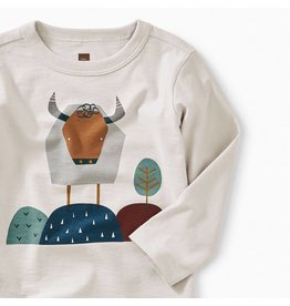 Tea Collection Buffalo Baby Graphic Tee