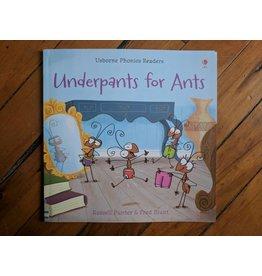 Usborne Underpants for Ants