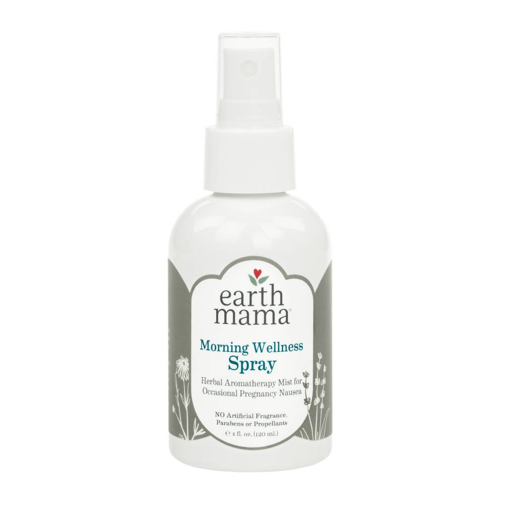 Earth Mama Angel Baby Earth Mama Organics Morning Wellness Spray