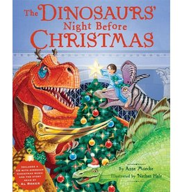 Chronicle Books The Dinosaurs' Night Before Christmas