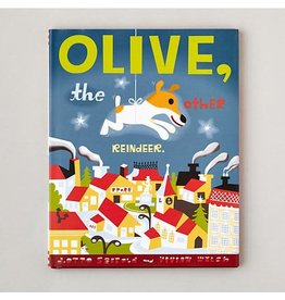 Chronicle Books Olive, the Other Reindeer