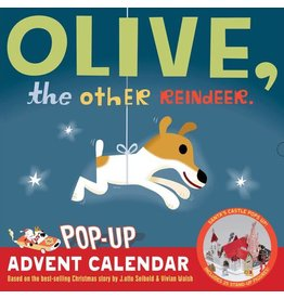 Chronicle Books Olive, the Other Reindeer Advent Calendar