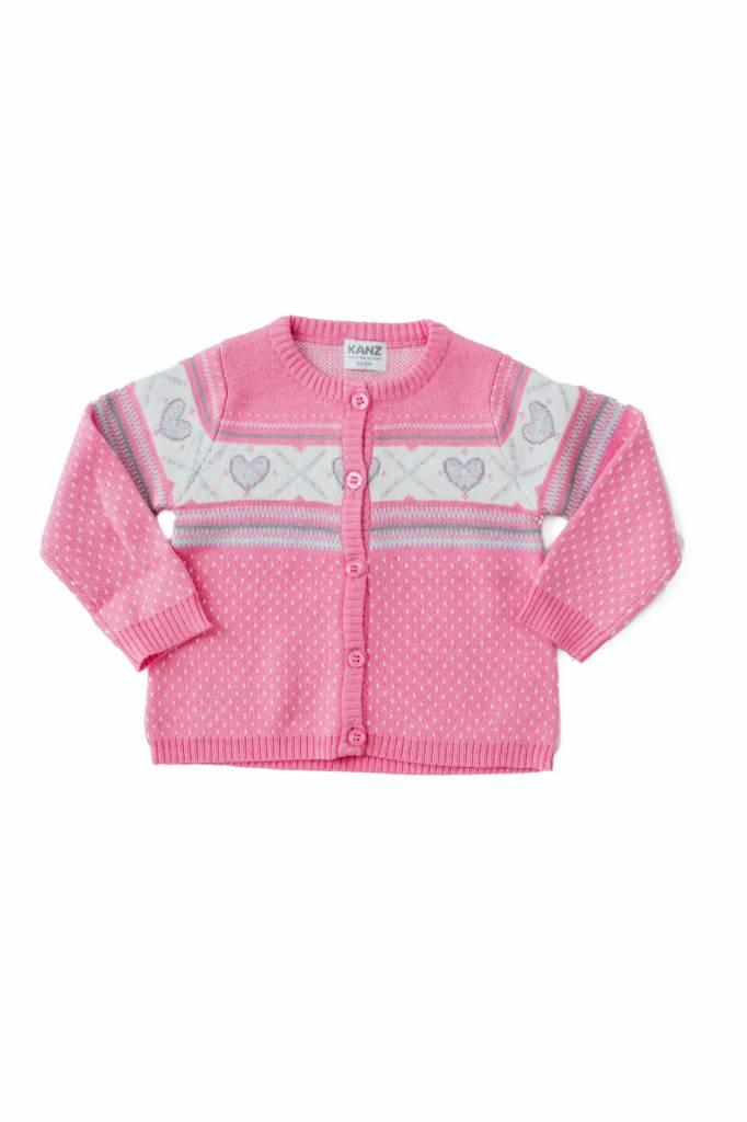 Kanz Sweet Heart Sweater