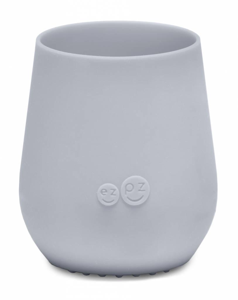 EzPz Tiny Cup - Pewter