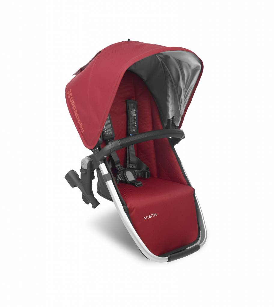 UPPAbaby UPPAbaby Rumble Seat - Denny (Red)