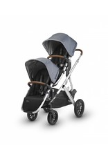 UPPAbaby UPPAbaby Rumble Seat - Gregory (Soft Blue Tweed)