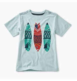 Tea Collection Fish Stick Graphic Tee