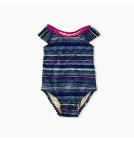 Tea Collection Flutter Baby  Swimsuit - Sea Breeze