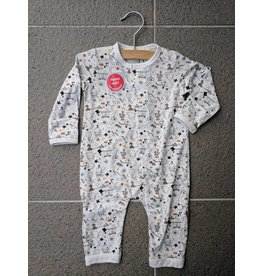 Magnificent Baby Magnetic Modal Coverall - Cirque Bebe