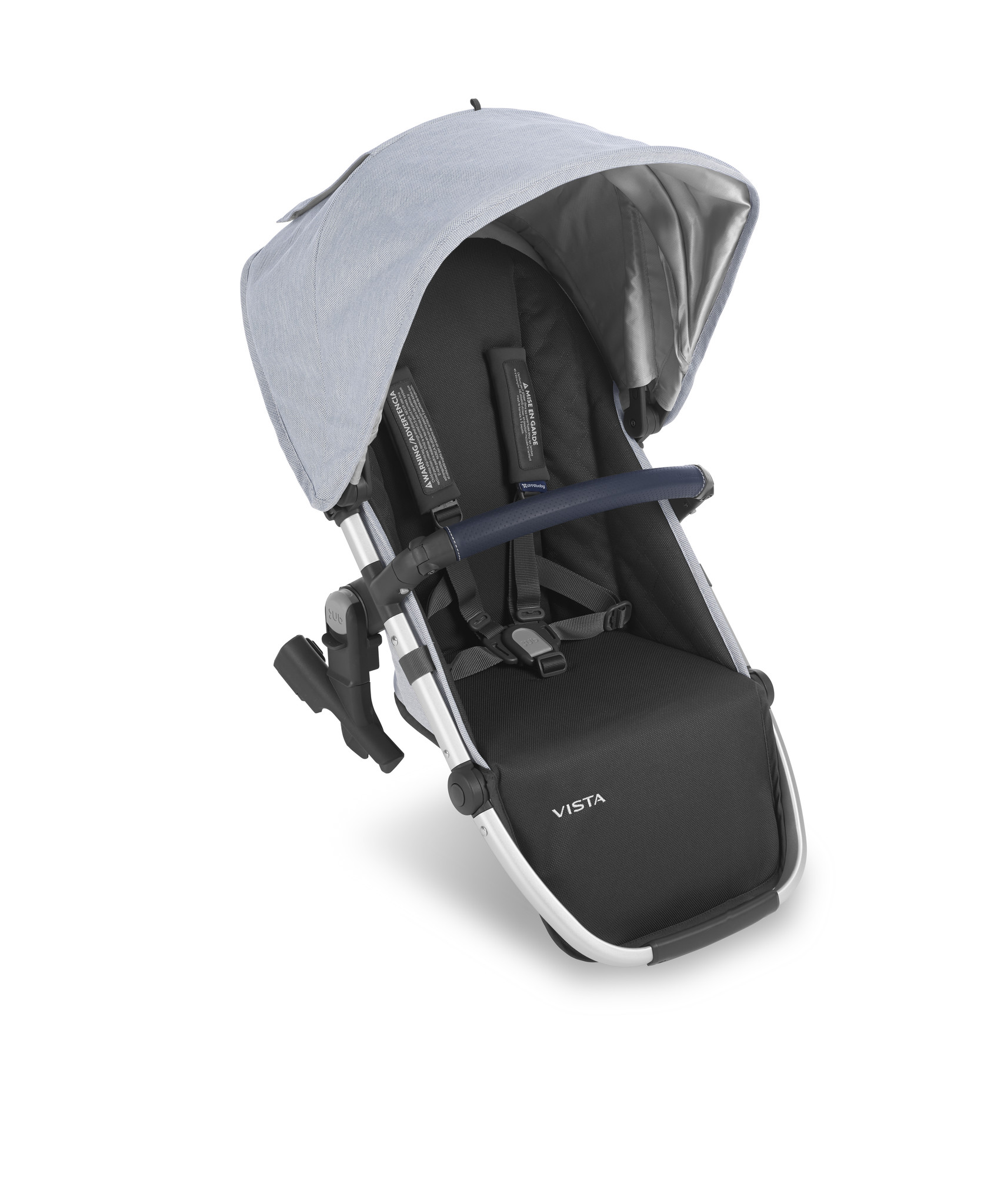 UPPAbaby UPPAbaby Rumble Seat - William (Chambray)