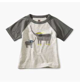 Tea Collection Martial Arts Elephant Tee