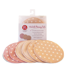 Bamboobies Bravado Washable Nursing Pads