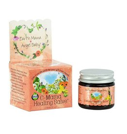 Earth Mama Angel Baby Earth Mama C-Mama Healing Salve - Discontinued Packaging