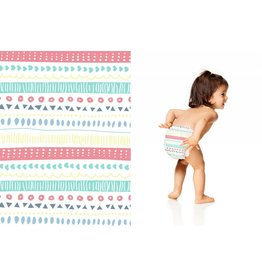 Honest Company Honest Diapers - Pastel Tribal