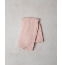 Little Unicorn Bamboo Swaddle - Blush