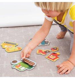 Petit Collage Beginner Puzzle - Construction