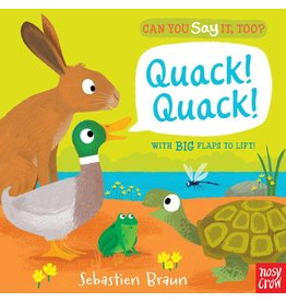 Random House Can you say it, too? Quack!