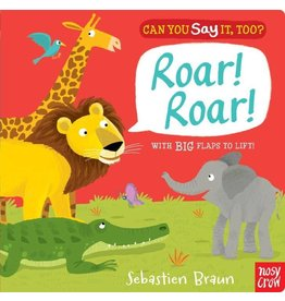 Random House Can you say it, too? Roar!