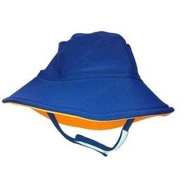 Flap Happy UPF 50+ Sun Hat - Nautical Blue