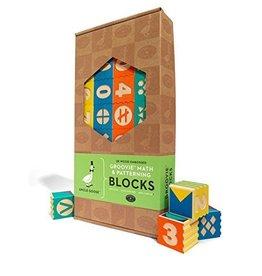 Uncle Goose Math & Pattern Blocks