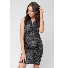 Ripe Maternity Etch Dress